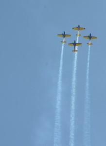 Румънският аероклуб Hawks