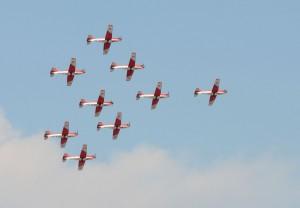 ВВС на Швейцария PC-7 Team